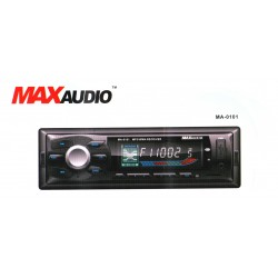 Max Audio - Car MP3/FM/USB/SD/MMC/AUX Player - MA-7070
