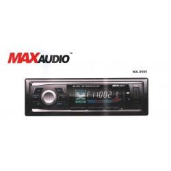 Max Audio MA-0404 - Car MP3/FM/USB/SD/MMC/AUX Player
