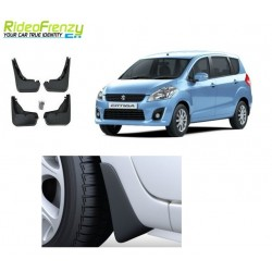 Buy Original Plastic Maruti Ertiga Mud Flaps online at low prices-RideoFrenzy