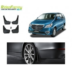 Buy Plastic OEM Toyota Innova Mud Flaps online at low prices-Rideofrenzy