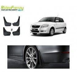 Buy Original OEM Skoda Fabia Mud Flaps online at low prices-Rideofrenzy