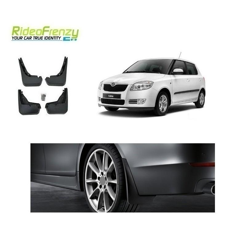 Buy Original OEM Skoda Fabia Mud Flaps online at low prices-Rideofrenzy