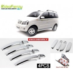 Buy Mahindra Xylo Door Chrome Catch/Handle Covers online at low prices-Rideofrenzy