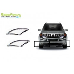 Buy Mahindra XUV500 Chrome Fog Lamp Covers online at low prices-Rideofrenzy