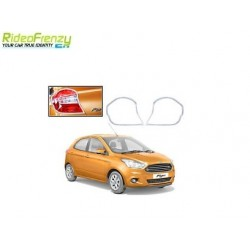 Ford Figo Aspire Chrome Tail Light Cover