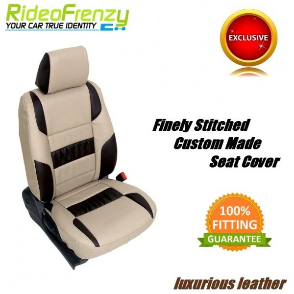 SUEDE LEATHER CAR SEAT COVERS
