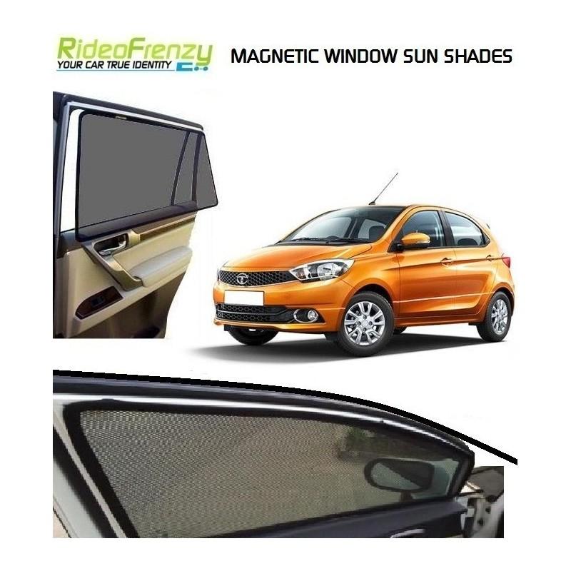 Magnetic Car Window Sunshade For Tata Tiago