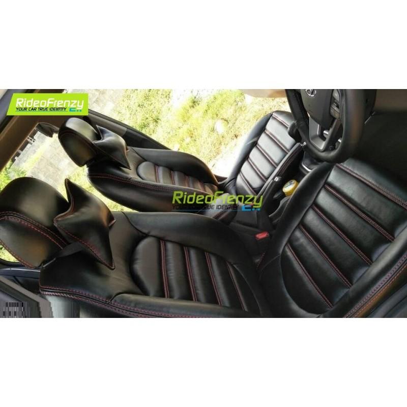 Astounding Premium Leather Seat Covers For Hyundai Creta Creativecarmelina Interior Chair Design Creativecarmelinacom