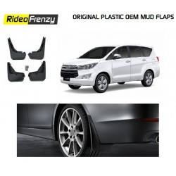 Buy Original Toyota Innova Crysta Mud Flaps online at low prices-Rideofrenzy