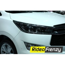 Innova Crysta Chrome Head Light Covers online at low prices-Rideofrenzy