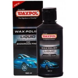 Waxpol Premium Liquid Wax Polish 150ml