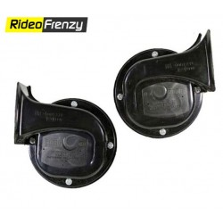 Car Wind Tone Skoda Type Horn (Set of 2)