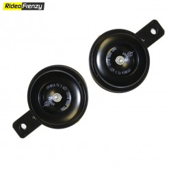 Car / Bike Horn Disc Type Set of 2