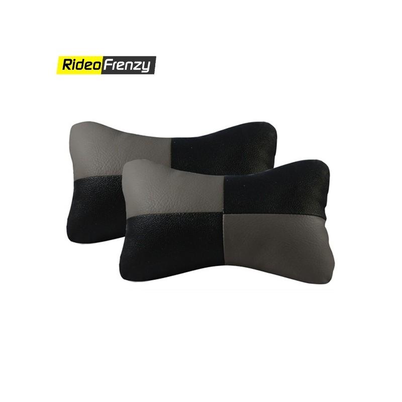 Premium Neck Rest Cushion For Car Set Of 2