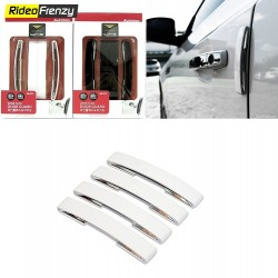 Original I-POP Metal Glossy Door Guard-Black