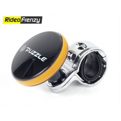 Puzzle Red Power Steering Knob