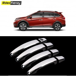 Buy Honda BRV Door Chrome Catch/Handle Covers online at low prices-RideoFrenzy