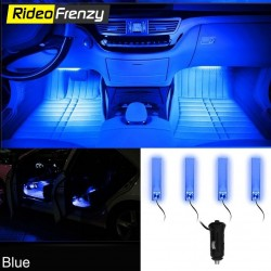 Buy Car Interior Floor Decor Light Online | Blue NeonStrips