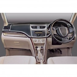 Maruti New Model Swift Wooden Dashboard Trim Kit-Rosewood