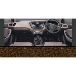 Hyundai Grand i10 Rosewood Wooden Dashboard Trim Kit