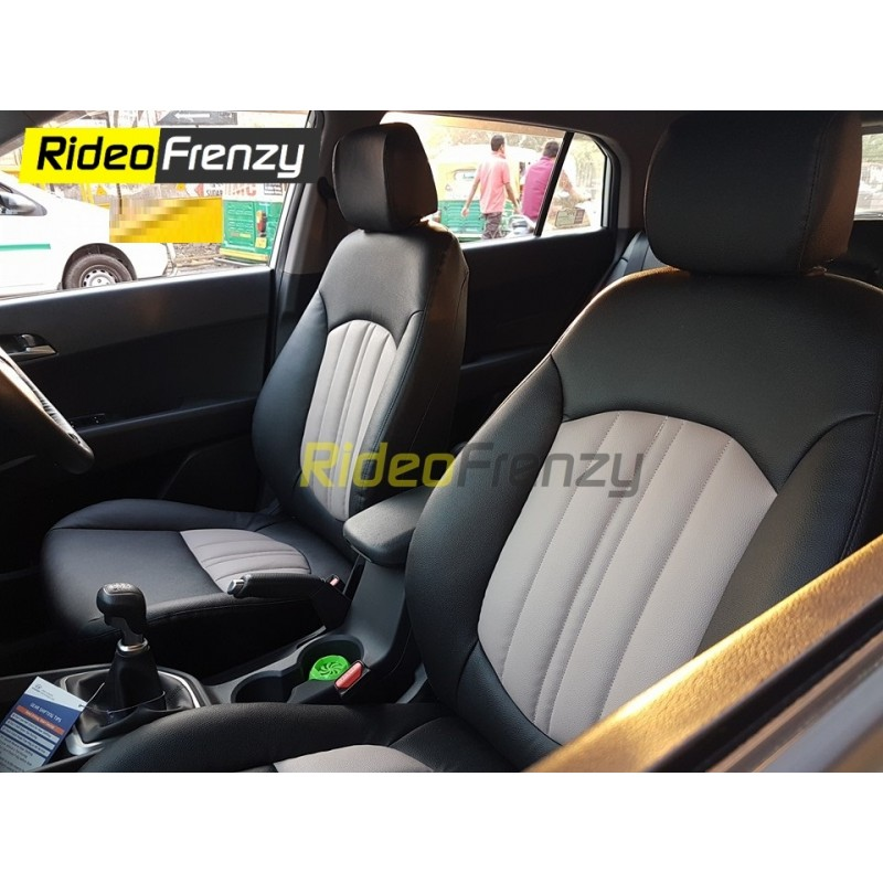 Stupendous Premium Leather Seat Covers For Hyundai Creta Forskolin Free Trial Chair Design Images Forskolin Free Trialorg