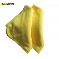 Phoenix1 Microfiber Vehicle Washing Towel (Pack Of 1)