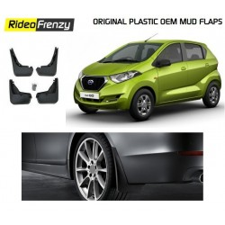 Buy Original OEM Datsun Redi Go Mud Flaps online at low prices | Rideofrenzy