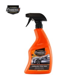 Phoenix1 Carnauba Spray Wax for Car Body Polish (710ml)