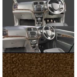 Buy Maruti Suzuki Brezza wooden Dashboard Trims Kit Online | Castlewood