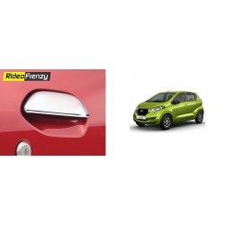 Buy Datsun Redi Go Chrome Handle Covers online at low prices | Rideofrenzy