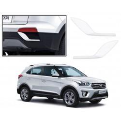 Hyundai Creta Chrome Rear Reflector covers