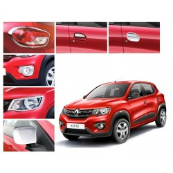 Renault Kwid Chrome Combo Set
