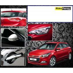 Hyundai Elite i20 Chrome Combo Set of 4