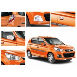New Maruti Alto K10 Chrome Combo Set