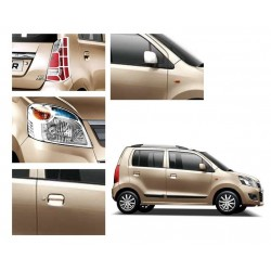 New Maruti WagonR Chrome Combo Set of 4