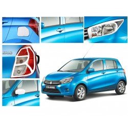 New Maruti Suzuki Celerio Chrome Combo Set