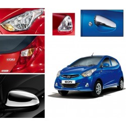 Hyundai Eon Chrome Combo Set of 5