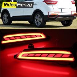 Hyundai Creta Rear LED Reflector Lamp DRL
