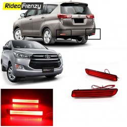 Toyota Innova Crysta Rear LED Reflector Lamp DRL