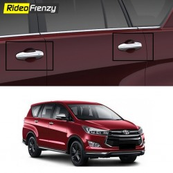 Buy Innova Crysta Chrome Catch/Handle Covers online at low prices-Rideofrenzy