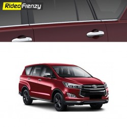 Buy Innova Crysta Lower Chrome window Garnish online at low prices-Rideofrenzy