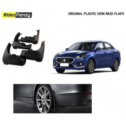 Buy ABS Plastic Maruti Dzire 2017 Mud Flaps | Original OEM Products | COD & EMI