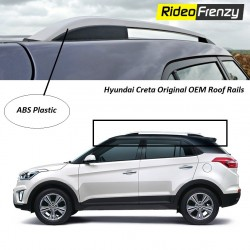 Buy Hyundai Creta Original Roof Rails at lowest price in India