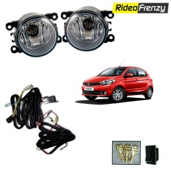 Tata Tiago Fog Lamp Kit with Wiring