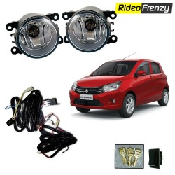 Maruti Celerio Fog Lamp Kit with Wiring