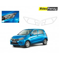 Maruti Celerio Chrome HeadLight Covers