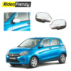 Maruti Celerio Chrome Mirror Covers