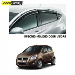 Maruti Ritz Door Visors in ABS Plastic