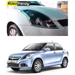 New Model Maruti Dzire Chrome HeadLight Covers