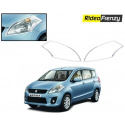 Maruti Ertiga Chrome HeadLight Covers-Triple Layered